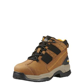 Contender Steel Toe Work Boot-Ariat