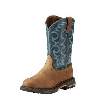 WorkHog Waterproof Work Boot-