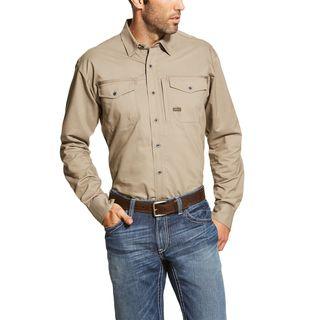 10019158 Rebar Workman Work Shirt-Ariat