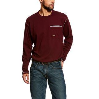 Rebar Workman T-Shirt-Ariat
