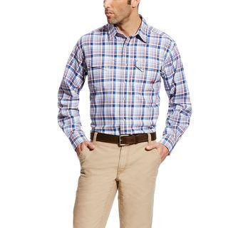 FR Karnes Snap Work Shirt-