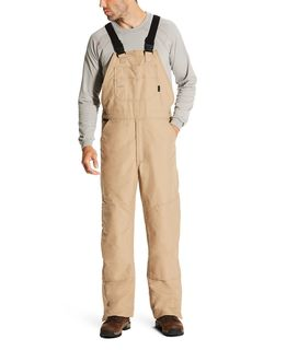 FR Insulated Overall Bib-
