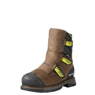 Catalyst VX 8 Inch Waterproof MetGuard Composite Toe Work Boot-Ariat