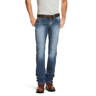 10022605 Rebar M3 Loose DuraStretch Basic Stackable Straight Leg Jean