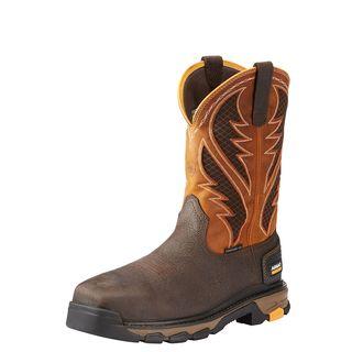 Intrepid VentTEK Composite Toe Work Boot-