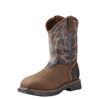 Catalyst VX Thunder Waterproof Composite Toe Work Boot-Ariat