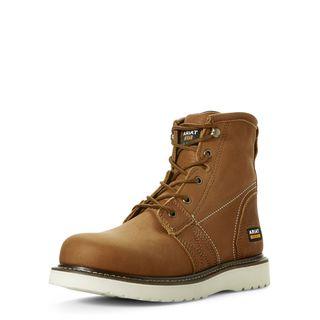 Rebar Wedge 6 Inch Work Boot-