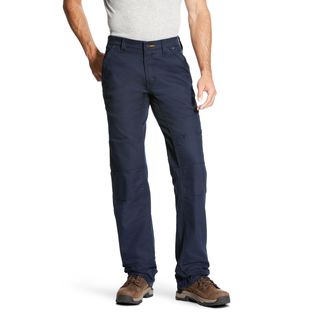 Rebar M4 Low Rise DuraStretch Canvas Utility Boot Cut Pant-Ariat