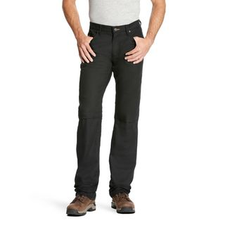 Rebar M4 Low Rise DuraStretch Canvas 5 Pocket Boot Cut Pant-