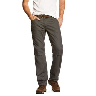 Rebar M4 Low Rise DuraStretch Canvas 5 Pocket Boot Cut Pant-Ariat