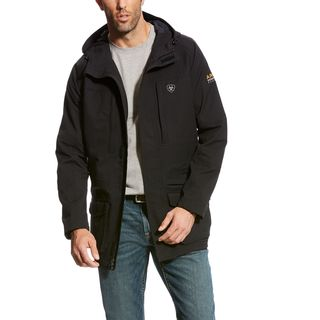 Rebar Storm Fighter Waterproof Jacket-Ariat