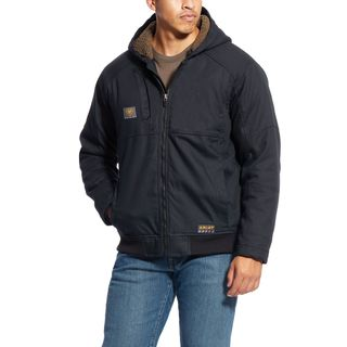 Rebar DuraCanvas Jacket-Ariat