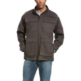 FR Canvas Stretch Jacket-Ariat