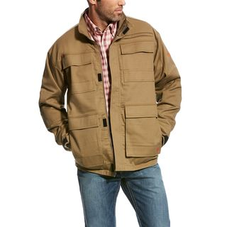 FR Canvas Stretch Jacket-