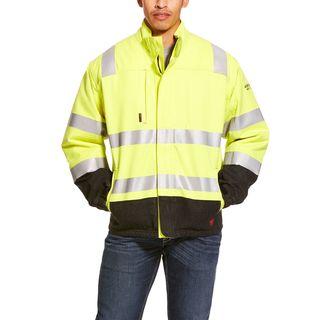 FR Hi-Vis Waterproof Insulated Jacket-
