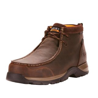 Edge LTE Moc Waterproof Composite Toe Work Boot-Ariat