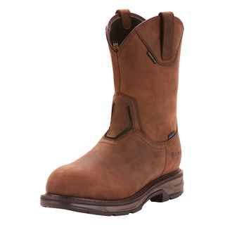 WorkHog XT Wellington Waterproof Carbon Toe Work Boot-