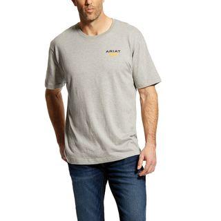 10025387 Rebar Cotton Strong Logo T-Shirt-