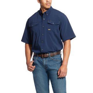 10025388 Rebar Made Tough VentTEK DuraStretch Work Shirt-Ariat