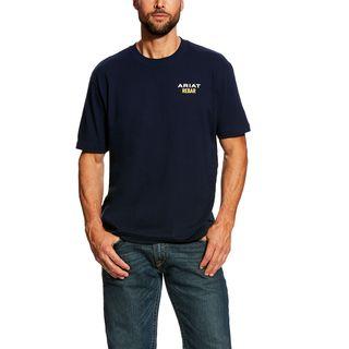 10025410 Rebar Cotton Strong Logo T-Shirt-