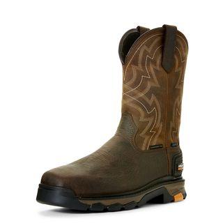 Intrepid Force Waterproof Composite Toe Work Boot-