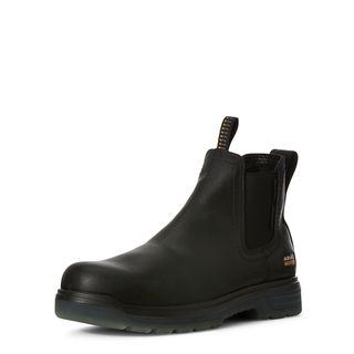 10027330 Turbo Chelsea Waterproof Carbon Toe Work Boot-