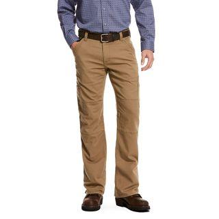 FR M5 Slim Stretch DuraLight Canvas Stackable Straight Leg Pant-