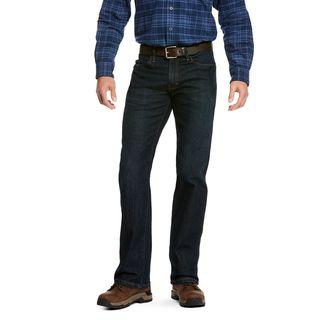 Rebar M4 Low Rise DuraStretch Basic Stackable Straight Leg Jean-