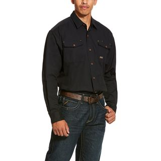 Rebar Made Tough DuraStretch Work Shirt-Ariat