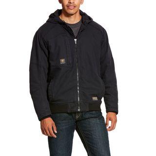 10027852 Rebar Washed DuraCanvas Insulated Jacket-Ariat