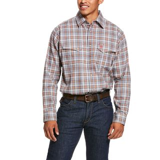 FR Aimers Snap Work Shirt-Ariat