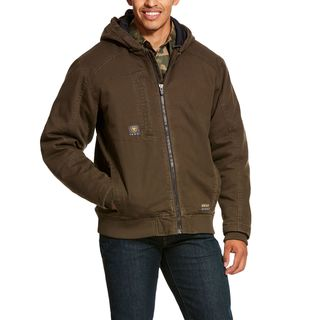 Rebar Washed DuraCanvas Insulated Jacket-