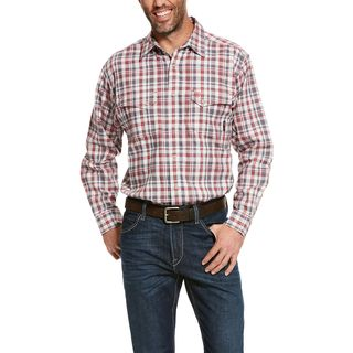 FR Carbon Classic Fit Snap Work Shirt-Ariat