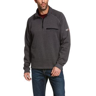 FR Rev 1/4 Zip Top-