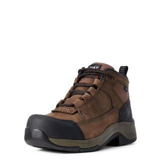 10029481 Telluride Work Waterproof Composite Toe Work Boot