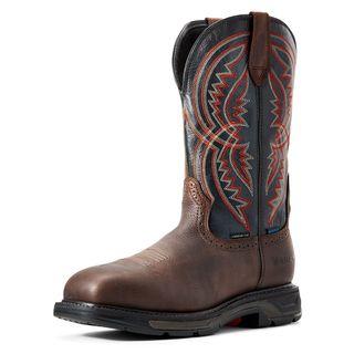 10029499 WorkHog XT Coil Waterproof Carbon Toe Work Boot-