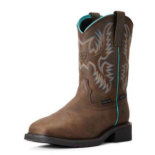 10029516 Krista Waterproof Steel Toe Work Boot-