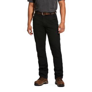 10030231 Rebar M4 Low Rise DuraStretch Made Tough Double Front Stackable Straight Leg Pant-