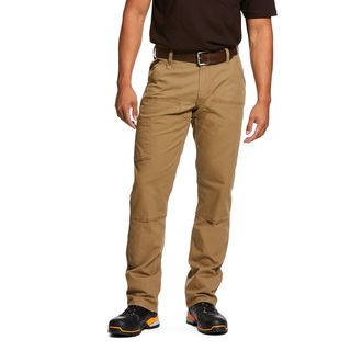 Rebar M4 Low Rise DuraStretch Made Tough Double Front Stackable Straight Leg Pant-