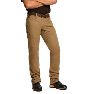 Rebar M4 Low Rise DuraStretch Made Tough Stackable Straight Leg Pant-