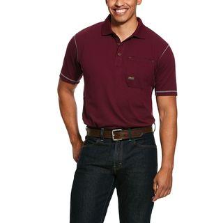 Rebar Workman Polo-