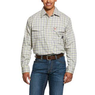 FR Whetstone Classic Fit Snap Work Shirt-