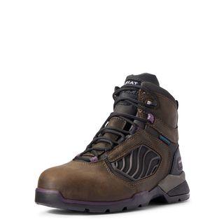 Rebar Flex 6 Inch Waterproof Carbon Toe Work Boot-