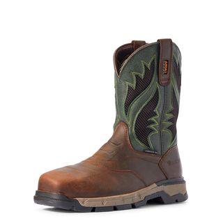 Rebar Flex Western VentTEK Composite Toe Work Boot-Ariat