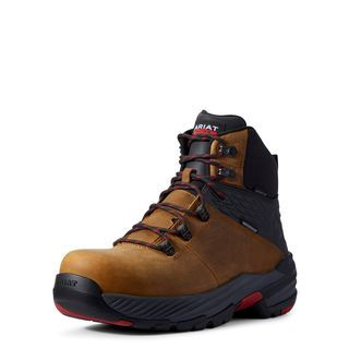 Stryker 360 6 Inch Waterproof Carbon Toe Work Boot-