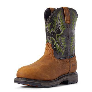 WorkHog Waterproof Composite Toe Work Boot-Ariat