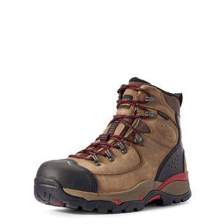 Endeavor 6 Inch Waterproof Work Boot-Ariat