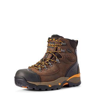 Endeavor 6 Inch Waterproof Work Boot-