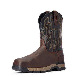 Rebar Flex Western Waterproof Composite Toe Work Boot-