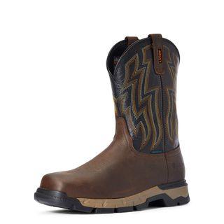Rebar Flex Western Waterproof Work Boot-